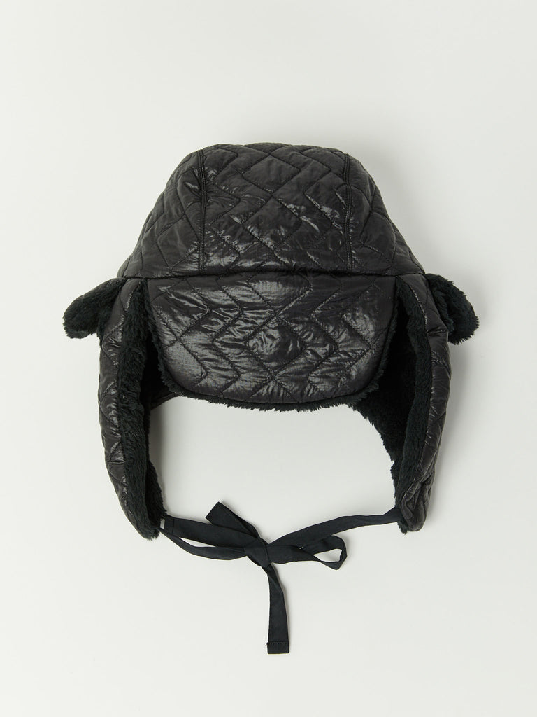Quilted Aviator Hat by Monitaly