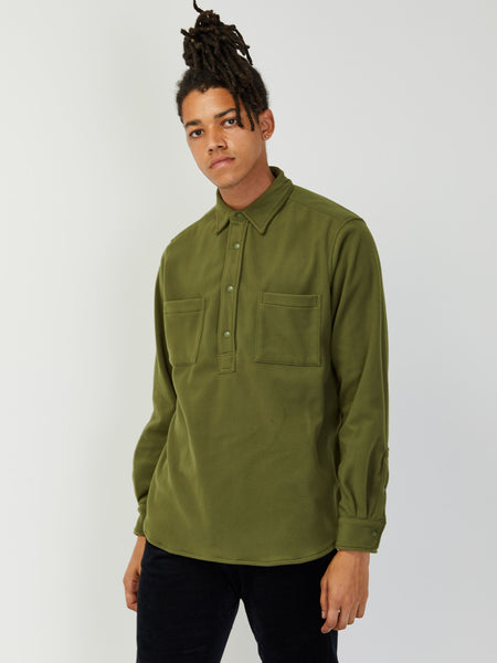 Long Sleeve Popover Shirt by paa