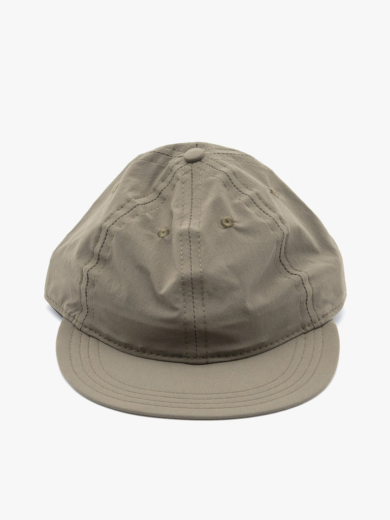 Stretch Floppy Ball Cap - Olive by paa