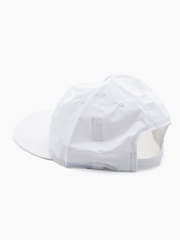 Stretch Floppy Ball Cap - White by paa