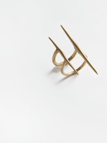 Parallel Quill Ring by K/LLER