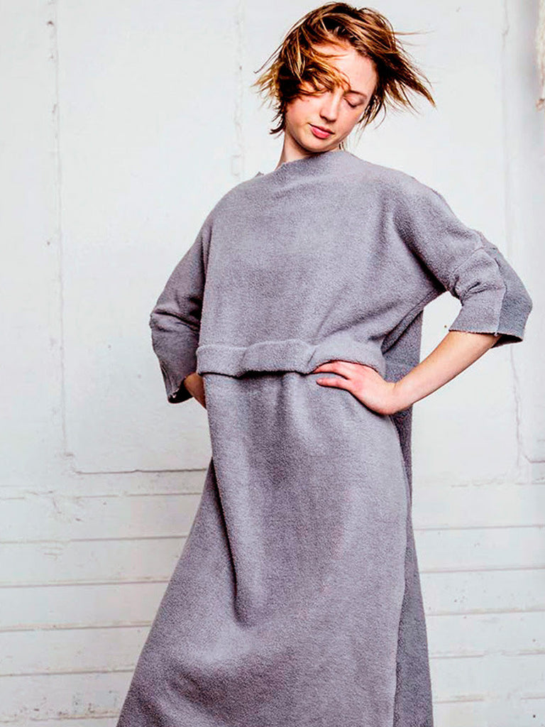 Sherpa Dress by Portland Garment Factory