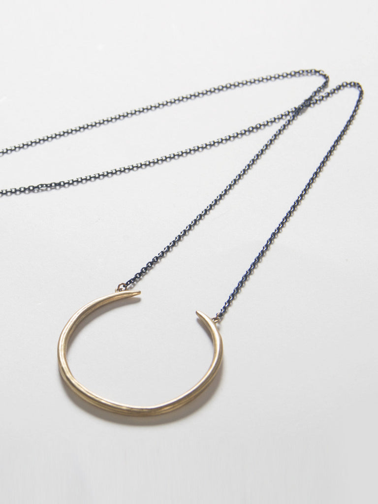 Quill Ring Pendant by K/LLER