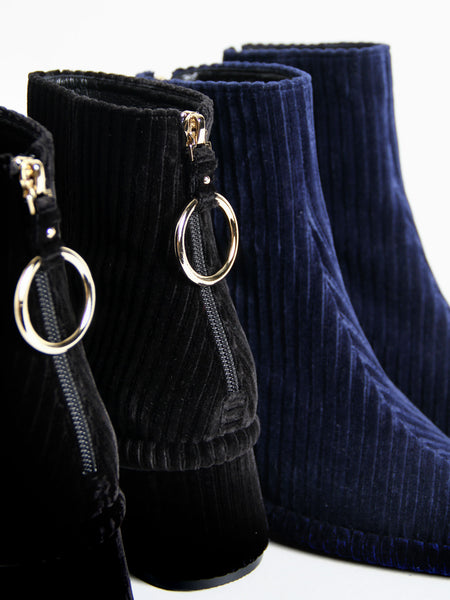 Ring Slim Boot - Black by Reike Nen