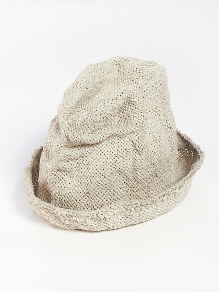 Arti Hat Washed White by Reinhard Plank