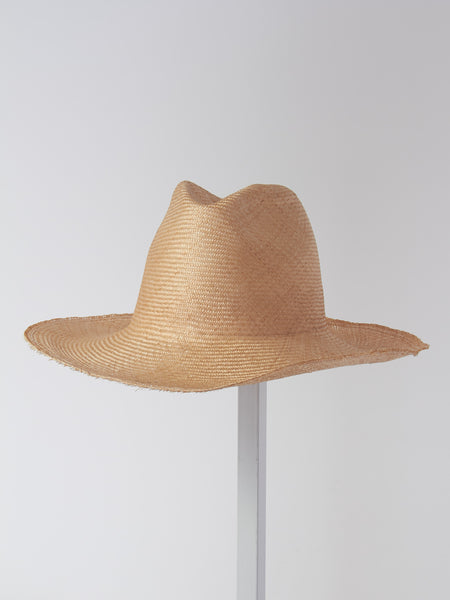 Boncia Raw Hat - Natural by Reinhard Plank
