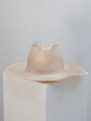 Boncia Raw Hat - Natural