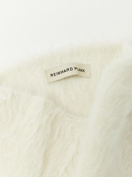 Cuffia Short - White by Reinhard Plank