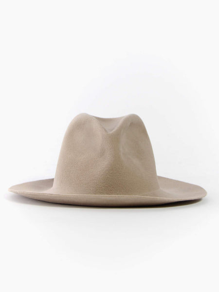 Uniform Hat - Light Beige by Reinhard Plank
