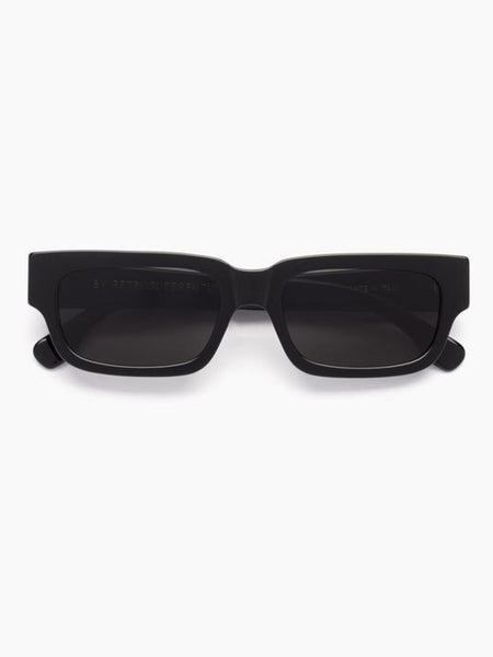 Roma Black Sunglasses by RetroSuperFuture