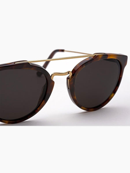 Giaguaro Classic Havana Sunglasses by RetroSuperFuture