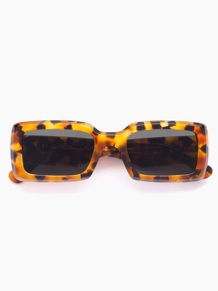 Sacro Dark Havana Sunglasses by RetroSuperFuture