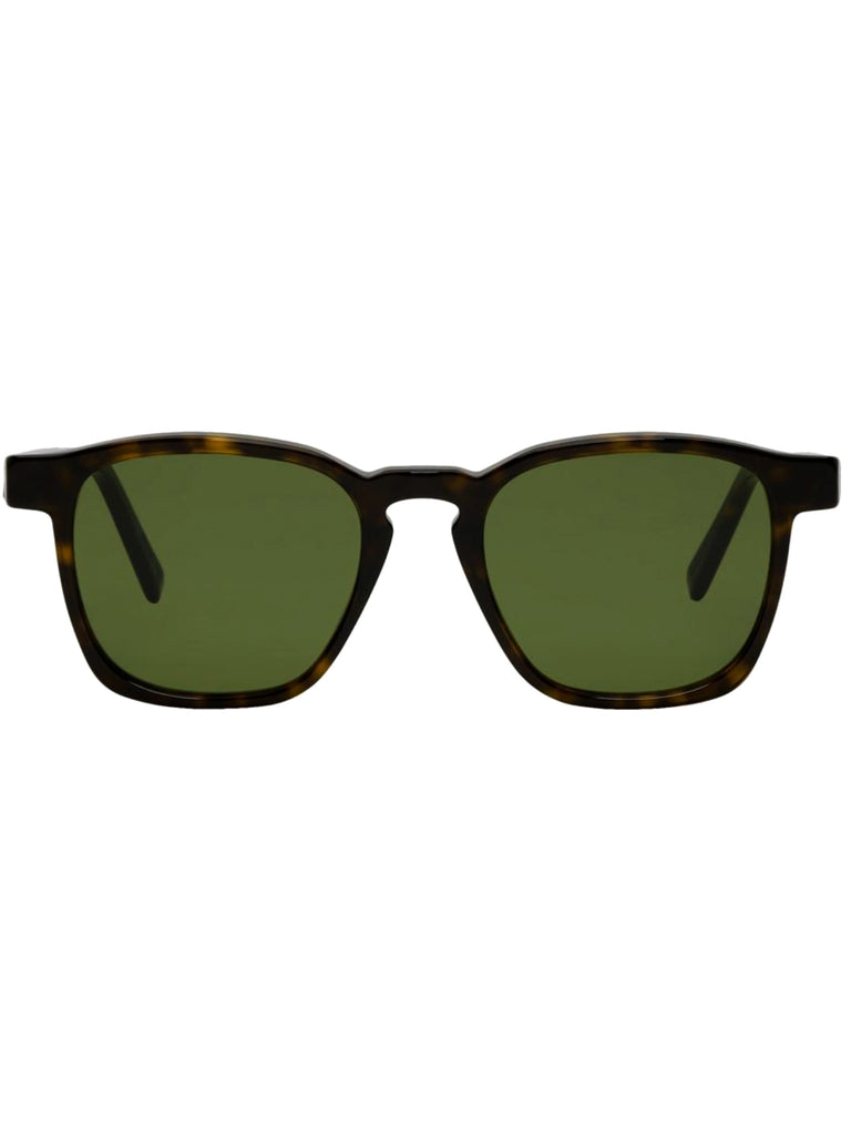 Unico Green Sunglasses by RetroSuperFuture
