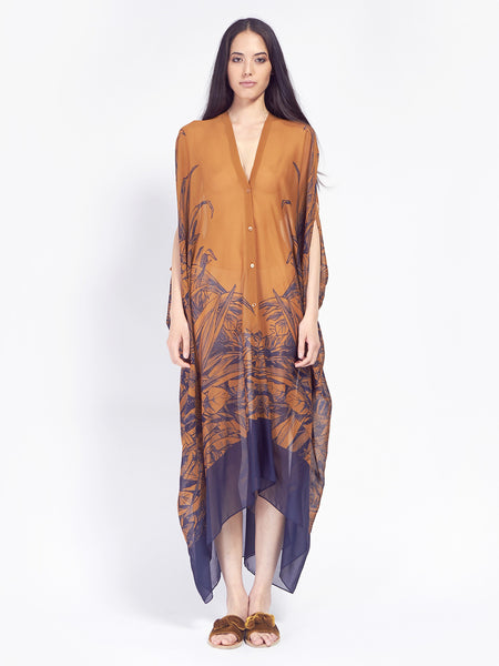 Agave Kaftan by Rodebjer