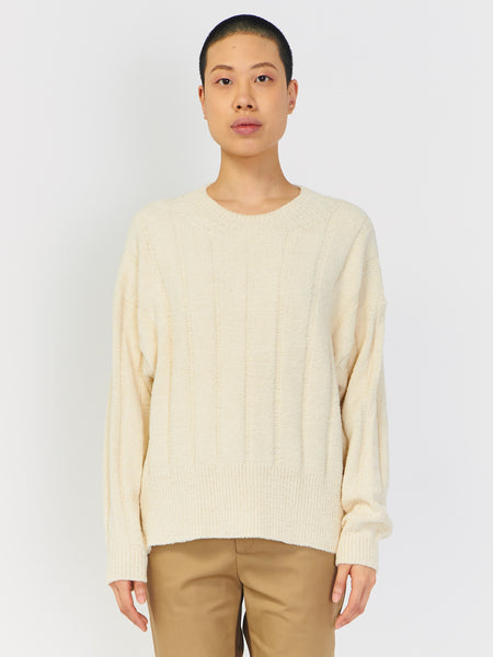 Brume Sweater - Chalk by Rus