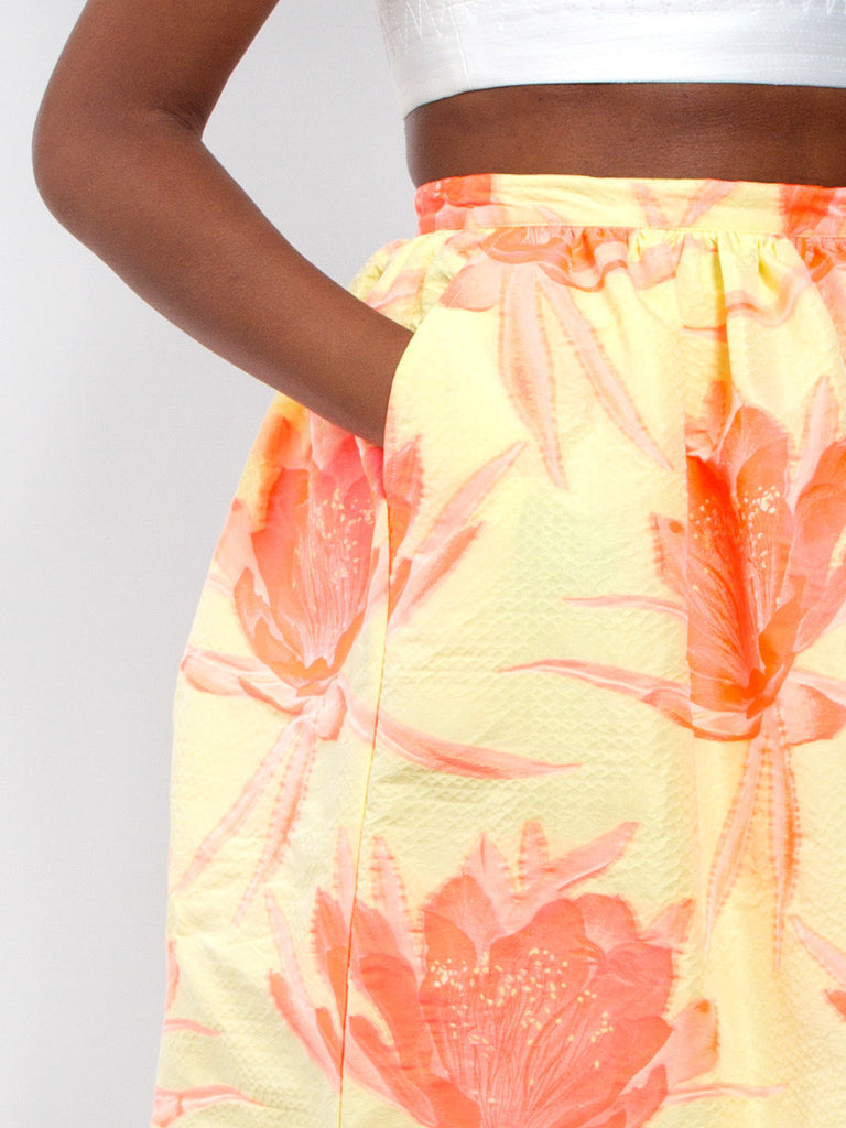 Balloon Skirt by Saunder