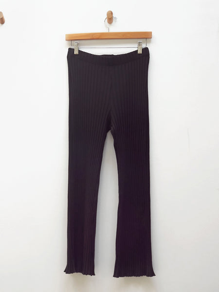 Alder Pant - Black by Simon Miller