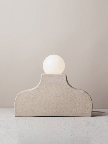 Pedernal Mesa Table Lamp by Sin