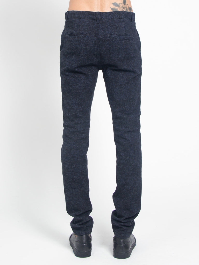 Slim Chino Shadow Pant by Journal