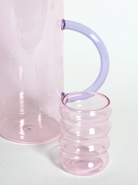 Ripple Cup - Pink by Sophie Lou Jacobsen