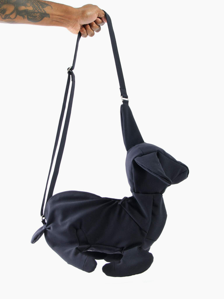 Bambi Bag - Black by Bernhard Willhelm
