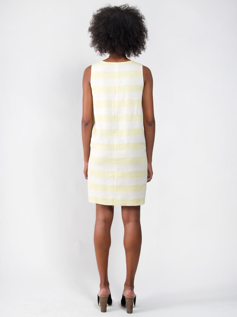 Stripe Tank Dress by Vladimir Karaleev