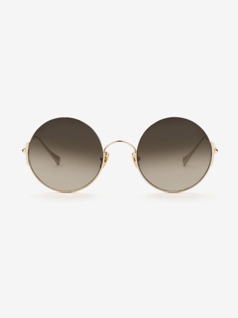 Hunter Gold Sunglasses by Sunday Somewhere