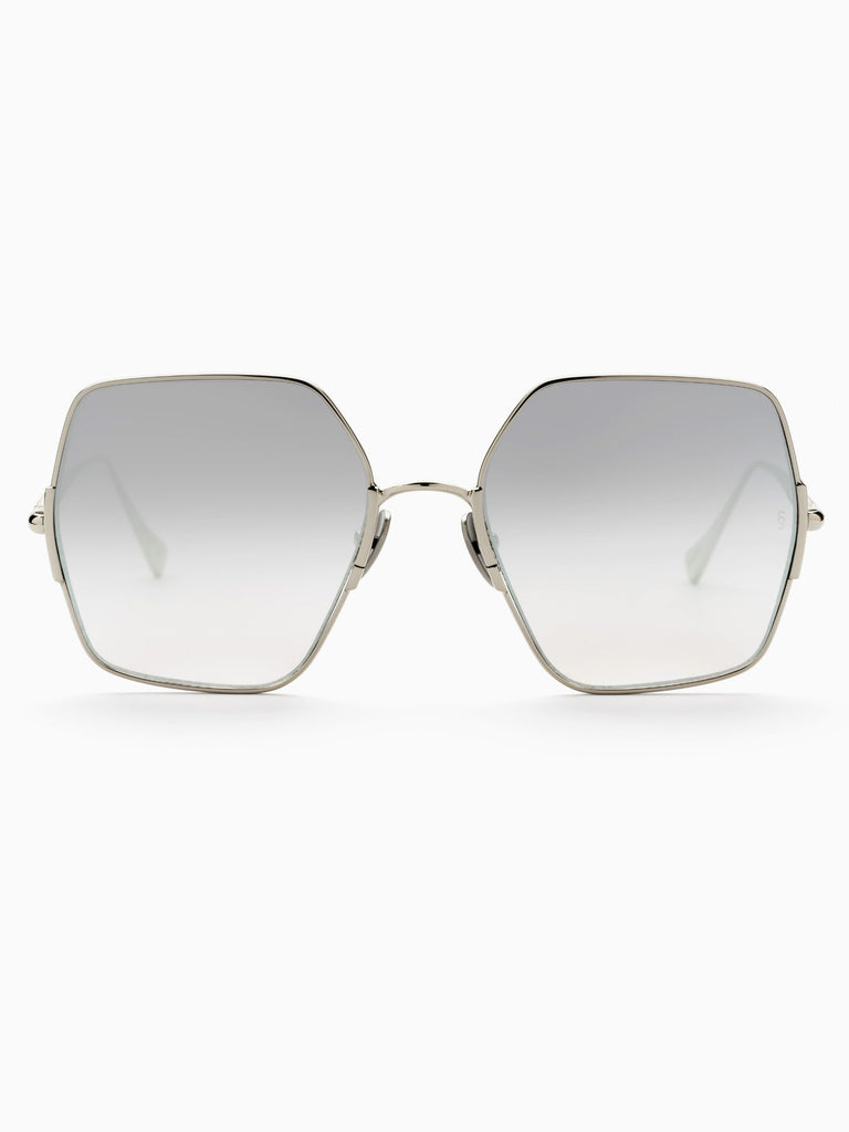 Eden Silver Sunglasses by Sunday Somewhere