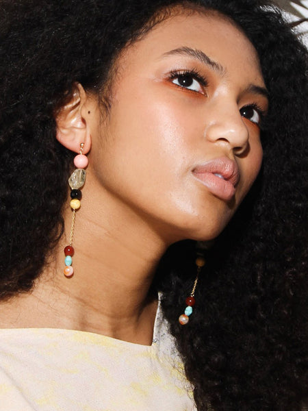 Capetown Earring by SVNR