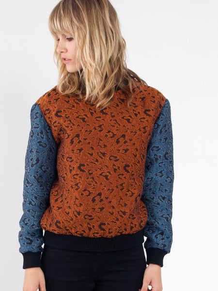 Sweatheart Pullover by Saunder