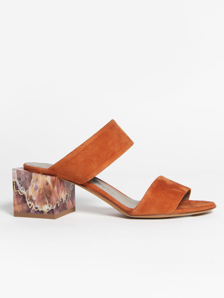 Marmo Sandal - Brown by Gray Matters