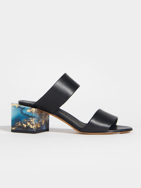 Marmo Sandal - Black by Gray Matters