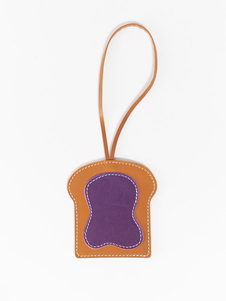 Toast with Jam Charm by Welcome Companions