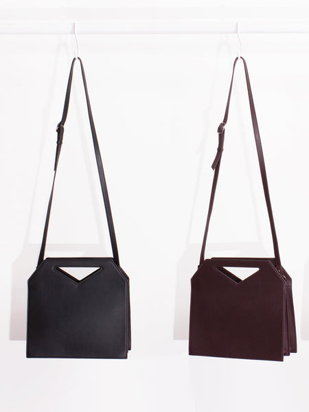 Triad Bag Burgundy by Imago-A