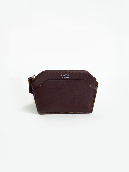 Forma Wallet Burgundy by Imago-A