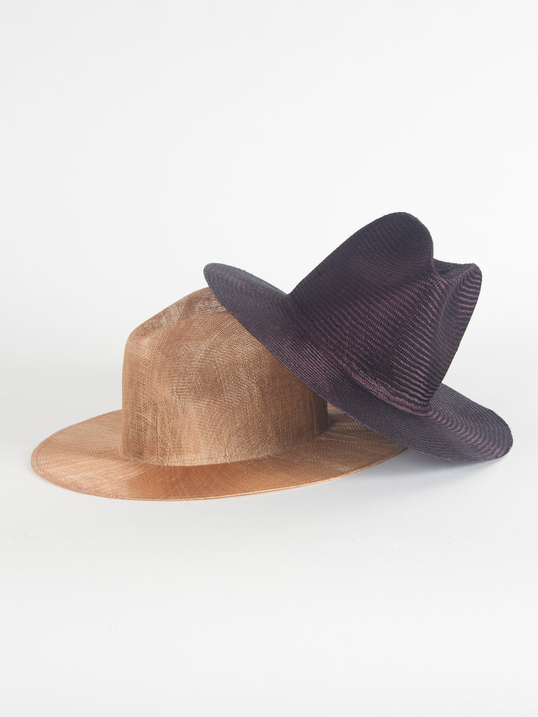 Laila Open Hat Natural by Reinhard Plank