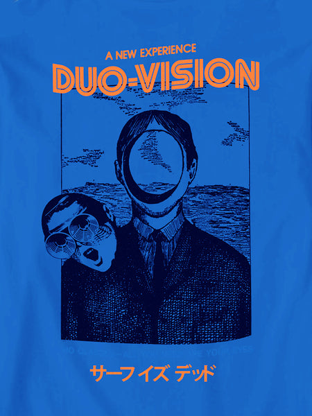 Duo Vision Long Sleeve Tee by Surf Is Dead