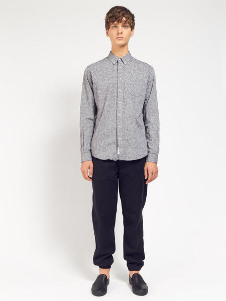 Leisure Linen Shirt by Schnayderman's