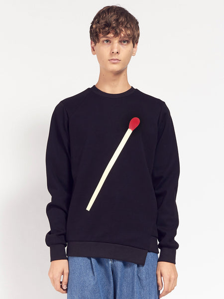 Matchstick Sweatshirt by Drink Beer Save Water