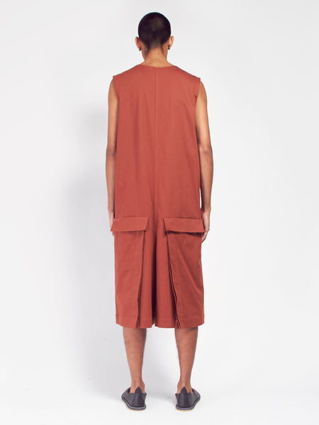 Jumpsuit Pocket by Beira