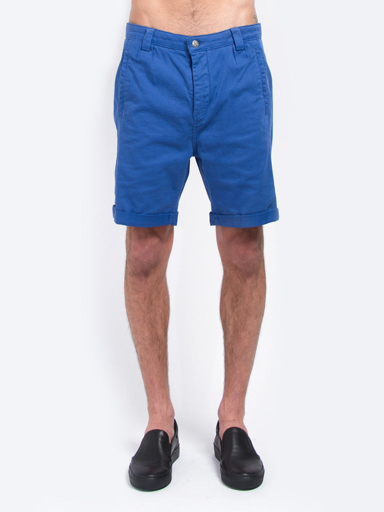 Taper Theo Shorts Blue by Journal
