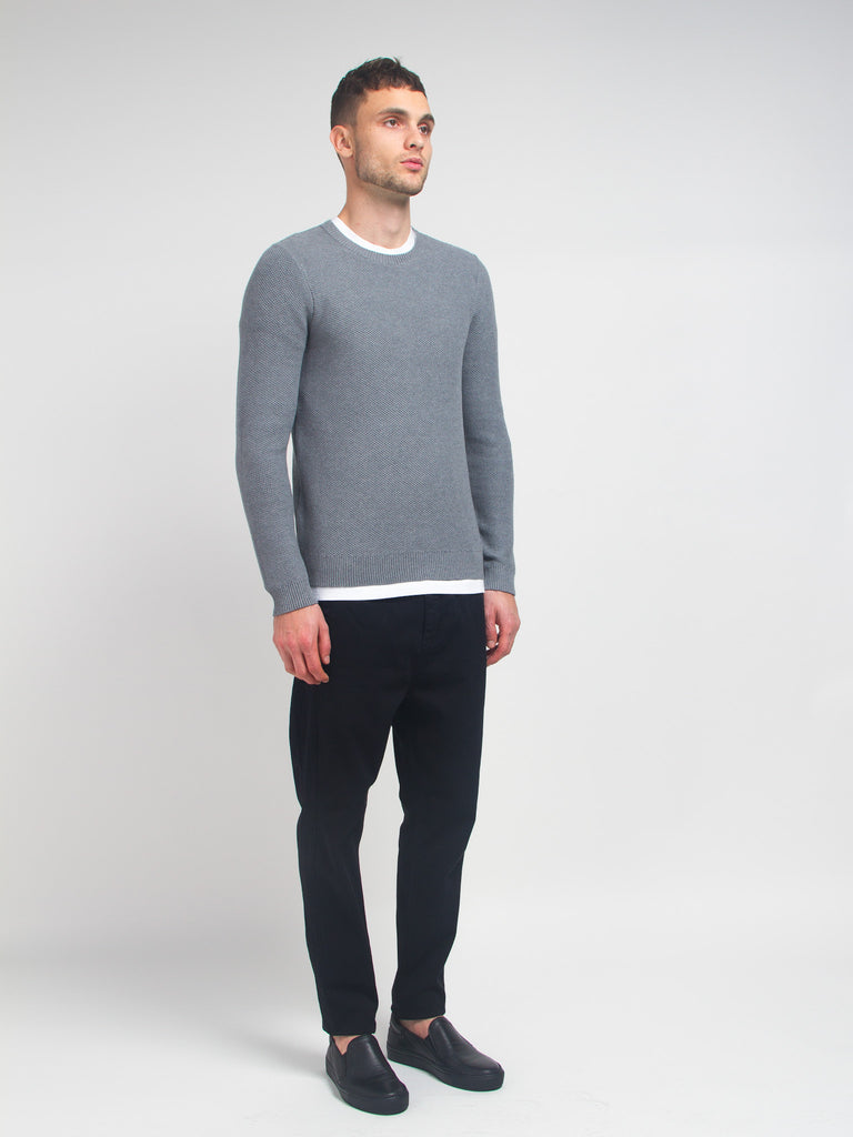 Folk - Honeycomb Knit Sweater by Folk