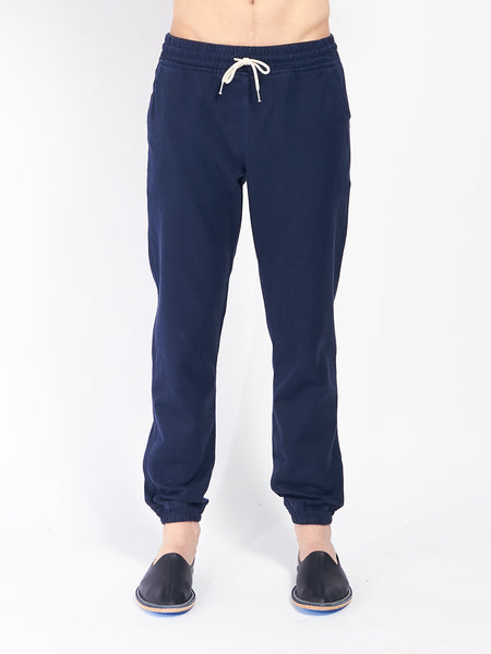 Bomholt Pants Navy by Soulland