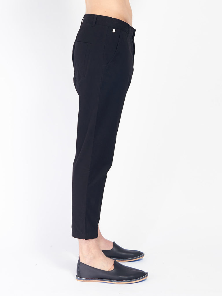 Sea Pants Cropped Black by Journal