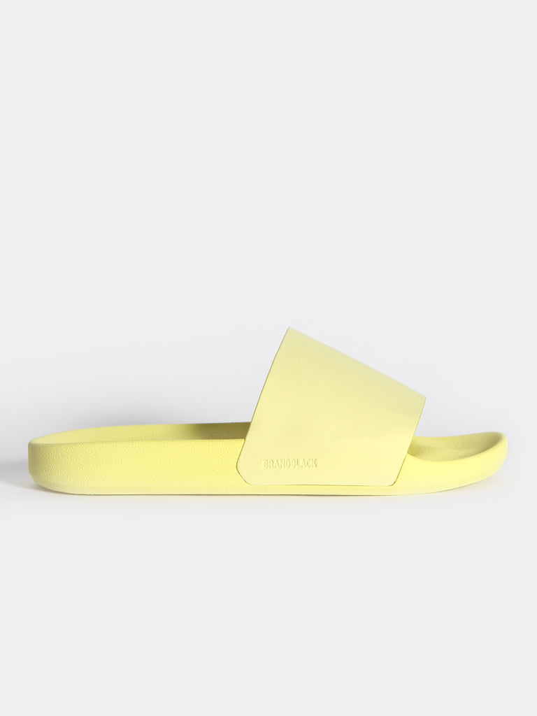 Kashiba Slide - Yellow by Brandblack