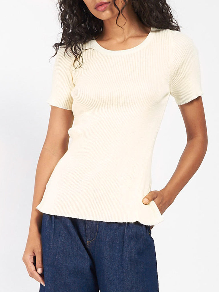 Keni Sweater Ivory by Diarte