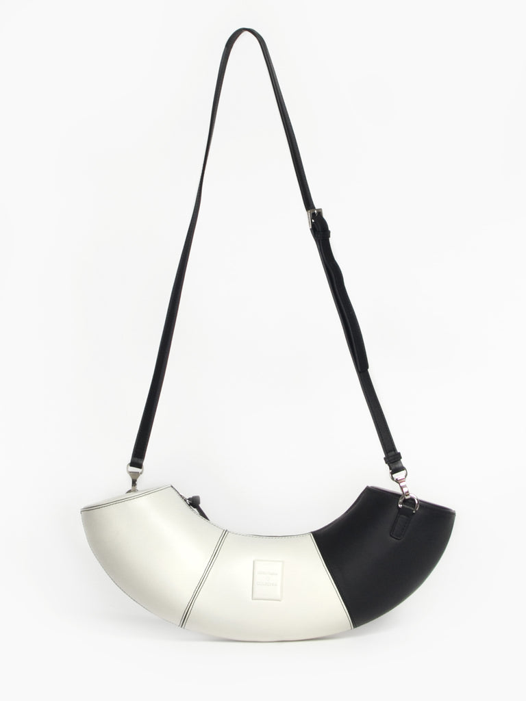 Henrik Vibskov x Couronne Tube Bag - Black by Henrik Vibskov