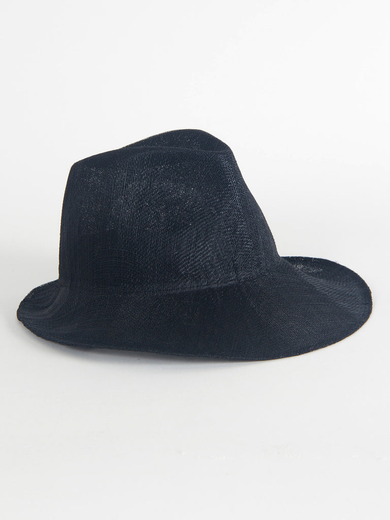 Dennis Hat Black by Reinhard Plank