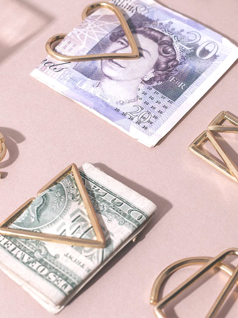 Money Clip - Clipper by Sin