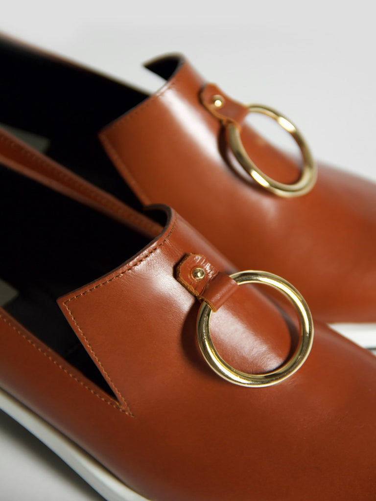 Ring Loafer by Reike Nen